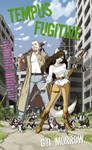 Gamma World: Tempus Fugitive: Cover by DrOfDemonology