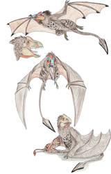 Wyvern by DragonlordRynn