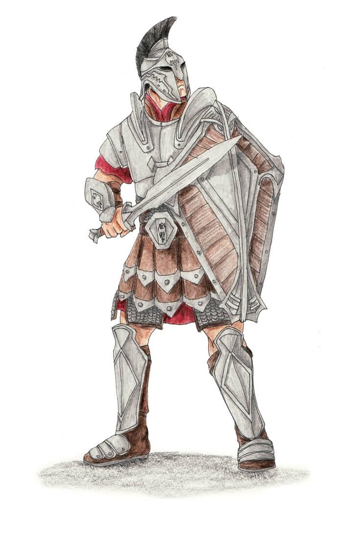 Dovahkiin Terus Lemendi by DragonlordRynn