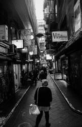 The Back Streets of Melbourne by yeahBISH