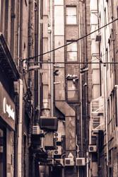 Graffiti Streets by yeahBISH