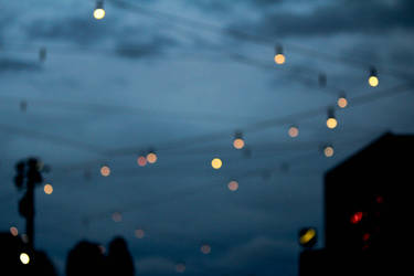 Fireflies of Melbourne by yeahBISH