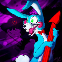 One Cool Bunny by Chaotic--Edge