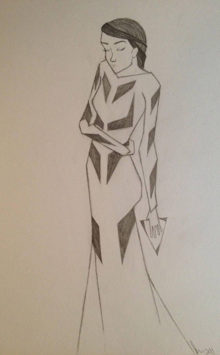 Dress #2 by WhiteDemonClaw