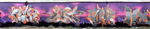 ADK crew MYSTIK wall by SANS-01-2-MHC-BS