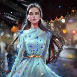 Winter  01 by DelarasArt