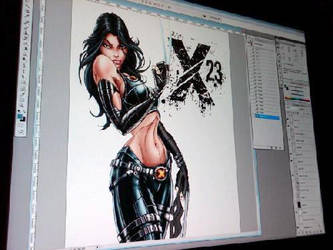 x23 sneak peek by jamietyndall