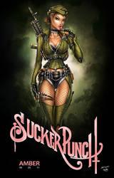 Amber Suckerpunch by jamietyndall
