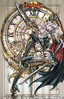 Lady Death: Heartbreaker 1 Steam Queen by jamietyndall
