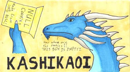 Kashikaoi badge by The-Blue-Dragon