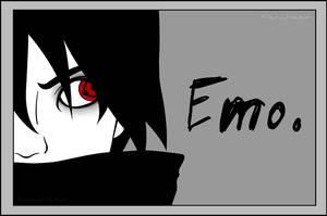 Sasuke's Emo... by KariNeko