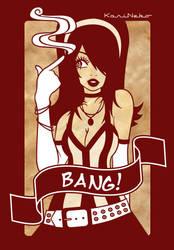 Bang, Bang, You're Dead by KariNeko