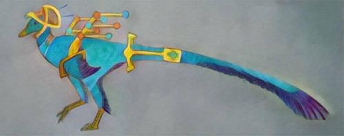 Niyu by Galliraptor