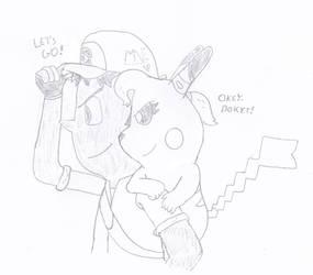 Let's GO, Piakachu! by MrNintMan
