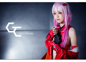 guilty crown : euterpe by angie0-0