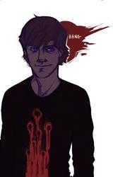 American Horror Story: Tate Langdon by truckface