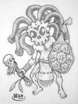 skull collector by Chibazato