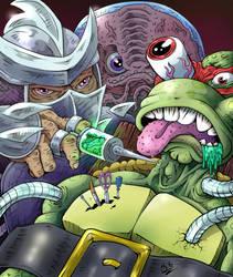 Turtle Experiment2 by Chibazato