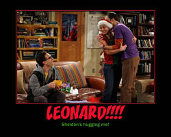 Sheldon Motivational Poster by AlexisAuer