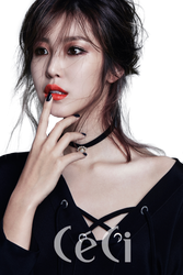 [PNG/RENDER]: HyoSung (Secret) by Jenny3110