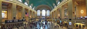 Grand Central Terminal (phone panorama) by maxlake2