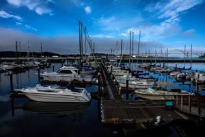 Newport Bay by maxlake2