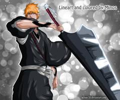 Ichigo. Chapter 463. by Minos-23