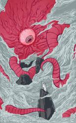 The Crawling Eye by kiri-no-tanuki
