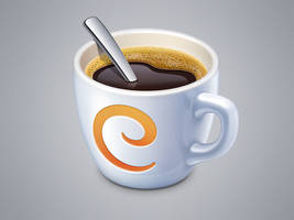 Caffeinated App Icon by Ramotion
