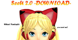 MMD SeeU 2.0 -DOWNLOAD- by MsYelenaJonas