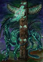 Totem's Soul by Tir-Goldeness