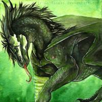 Green by Tir-Goldeness