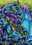 66. ACEO - Sif by Tir-Goldeness