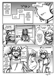 Kami's Assistant chapter 3 page 66 by DrizDew