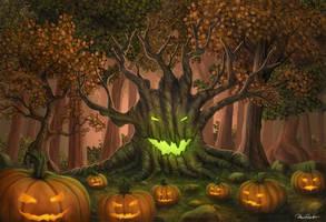 Halloween 2018 - Master of Pumpkins by FlorentPerret