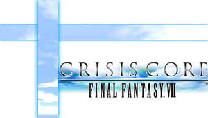 Crsis core wallpaper psp by darn02
