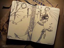 Moleskine: Equinox by erebus-odora