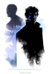Holmes. by erebus-odora