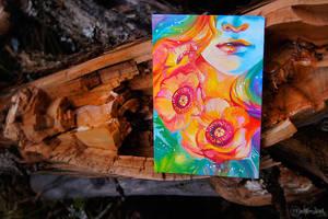 Blossoming Light by erebus-odora