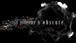 obscurus tee design by erebus-odora