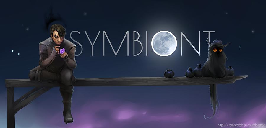 Symbiont: night banner by erebus-odora