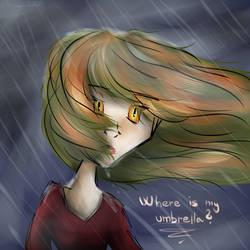 Umbrella ~ by simanunan