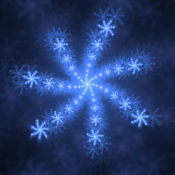 Snowflakes Are Calling by simanunan
