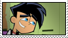 Danny Fenton Stamp by Reddy-Phantom