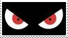 Evil eyes stamp by Reddy-Phantom