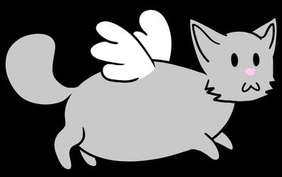 Kittycat by fluffybunny98