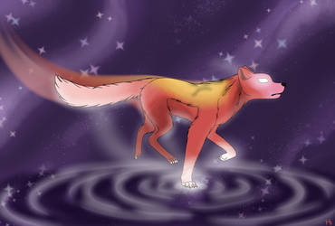 Walking on the Stars by fluffybunny98
