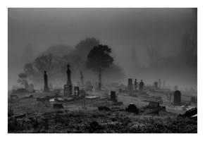 The Gravediggers by DougNZ