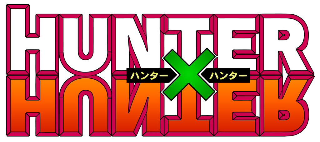 VECTOR LOGO HUNTER X HUNTER 2011 by NatoART2
