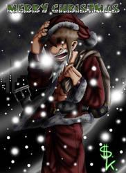Merry Christmas by Ming-Hatsu